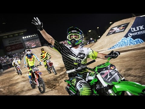FMX Season Highlights | Red Bull X-Fighters 2015