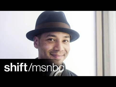 Jussie Smollett On 'Coming Out Of The Closet'   Shift   Msnbc