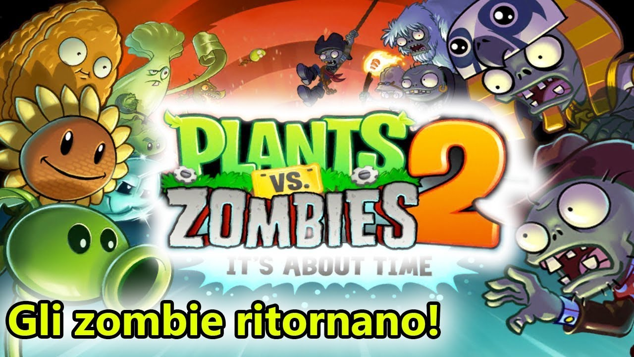 piante contro zombi 2