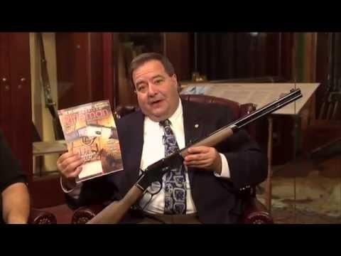 The New 1873 Winchester Lever Action Rifle