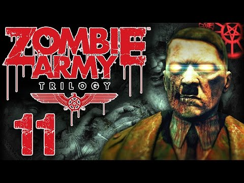 Zombie Army Trilogy ᴴᴰ Uncut [Coop] #11 - Zombies mit System
