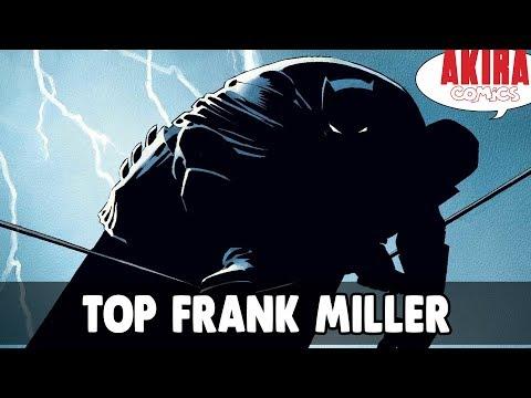 Los mejores comics de Frank Miller || Akira Comics