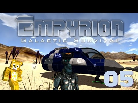 Let's Play Empyrion - Episode 5 - I'm Sure She'll Fly
