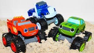 Развивающие мультики Вспыш и чудо машинки новые серии Мультики про машинки и игрушки для детей