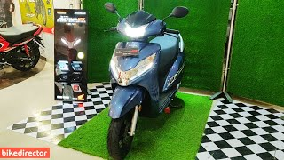 Honda Activa 125 BS6 2019 | New Activa BS6 2019 Deluxe Model Features | Real-life Review