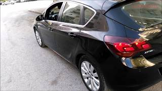 Opel Astra HB J Kasa Cosmo Modeli Full Otomatik Otomobil İnceleme ve Kullanım