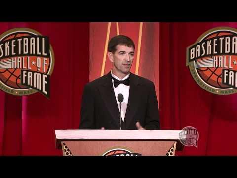 John Stockton's Basketball Hall of Fame Enshrinement Speech