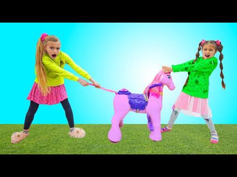 gisele-y-claudia-no-comparten-sus-juguetes-las-ratitas-for-kids