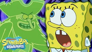 "SpongeBob Meets The Flying Dutchman! 👻 ""Shanghaied"" 5 Minute Episode"