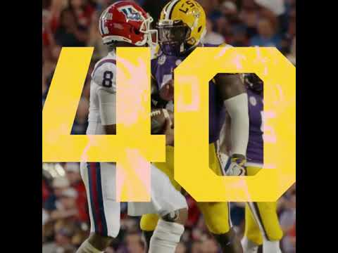 Devin White (LB / Butkus Award Winner) Official 2018-19 Highlights - LSU Football