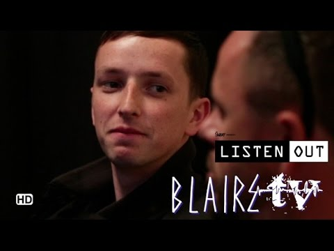 Totally Enormous Extinct Dinosaurs - BLAIRE MAGAZINE Interview at LISTEN OUT Melbourne 2014