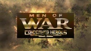 Men of War: Condemned Heroes Gameplay (HD)