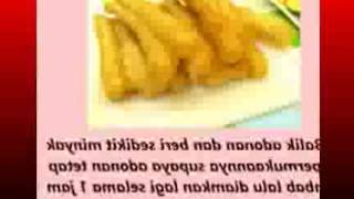 Resep membuat kentang goreng krispi ala KfC mudah dipraktekkan