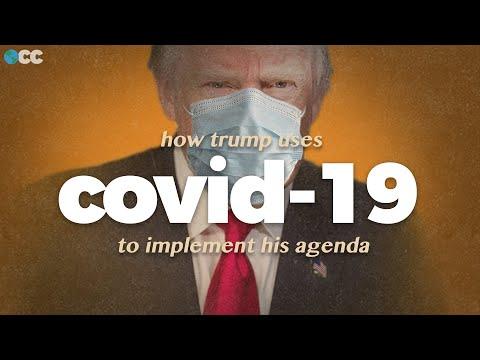 How Trump uses the Coronavirus (COVID-19).