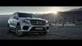 The Luxurious Off-roader – Mercedes-Benz GLS