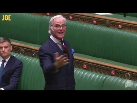 MP makes astonishing anti-lockdown speech in parliament