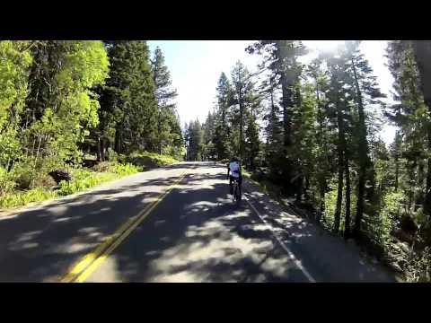 Americas Most Beautiful Bike Ride: Loop of Lake Tahoe 2014