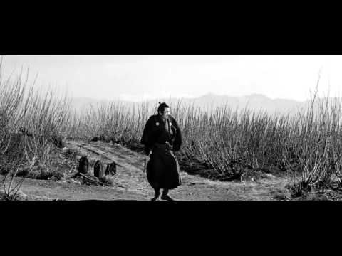 Yojimbo Entry Scene and Toshiro Mifune [720p]