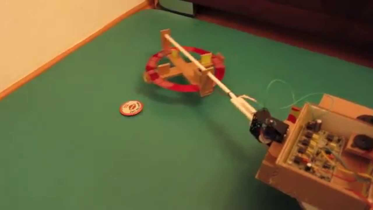 Diy Metal Detector Raspberry Pi Home Design Made Micro Computing Tutorial Kits Car Discoverer