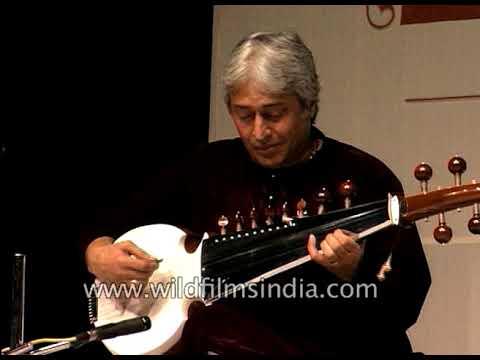 An evening of enchanting music with Sarod virtuoso Amzad Ali Khan