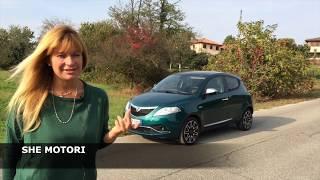 LANCIA YPSILON PLATINUM - TEST DRIVE