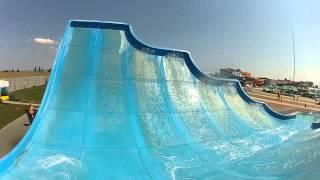 Кирилловка аквапарк(Аквапарк Кирилловка, горки, aquapark review, otdyhoved.ru., 2012-08-13T14:15:02.000Z)