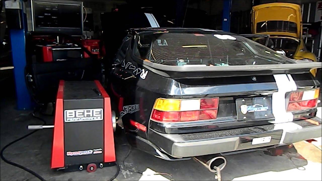 porsche 944 turbo track car dyno tuning at behe. Black Bedroom Furniture Sets. Home Design Ideas