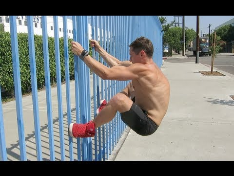 Do it Yourself: Urban Street Workout DIY