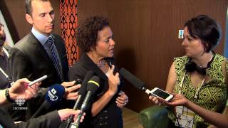 Michaëlle Jean elected Secretary-General of la Francophonie