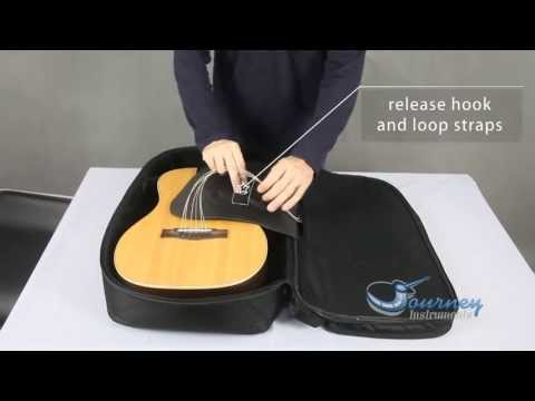 The Most Unique Collapsible Travel Guitar Reviewed Doovi