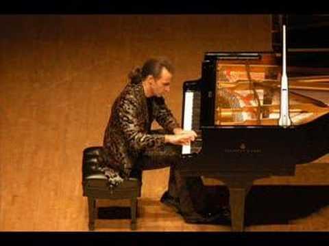 Kemal Gekic plays Chopin op 25 no. 12 etude - live 2002