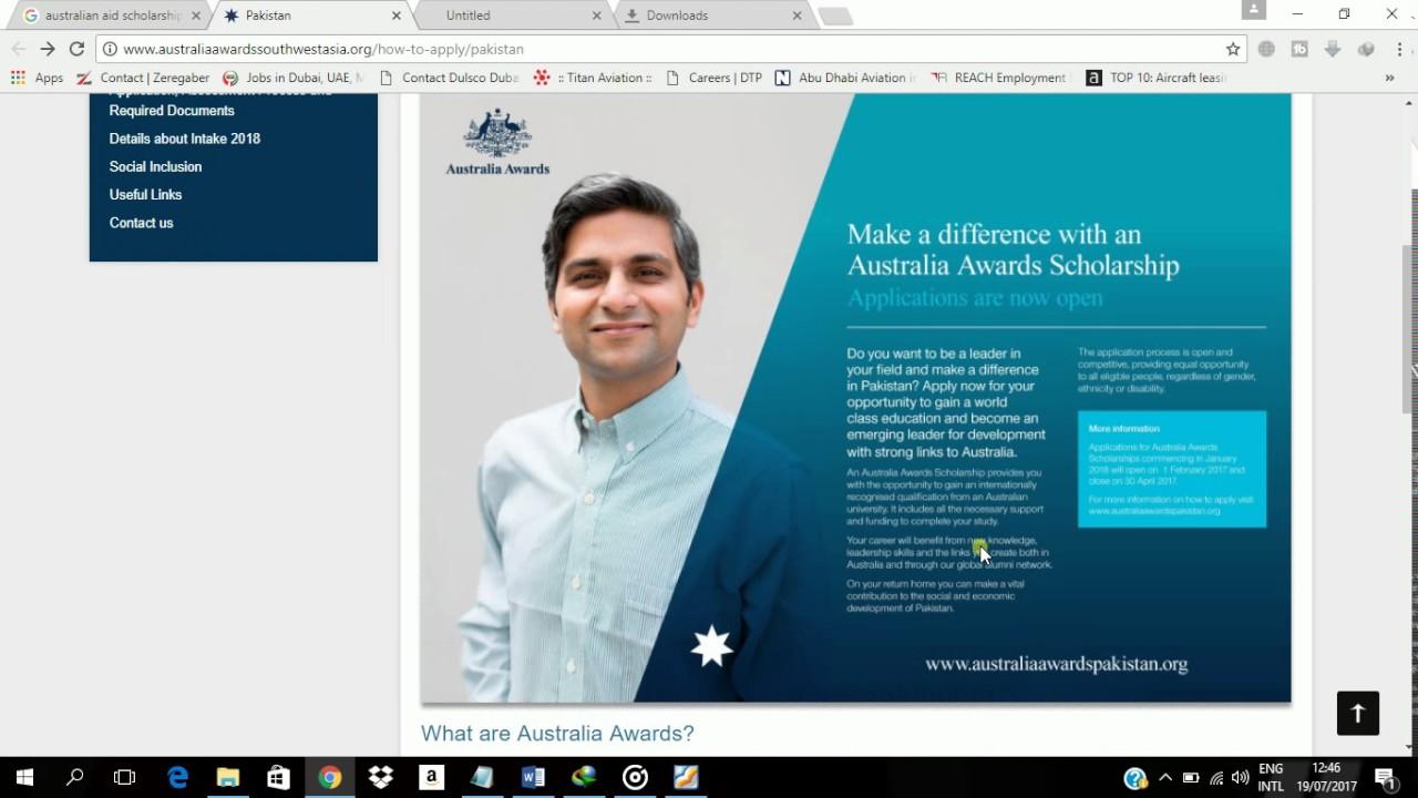 How to Get Scholarships in Pakistan for Undergraduate ...