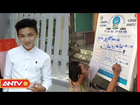 Bắt Hung Thủ Chém Chết Mẹ Và Em Trai Tại Khánh Hòa   ANTV