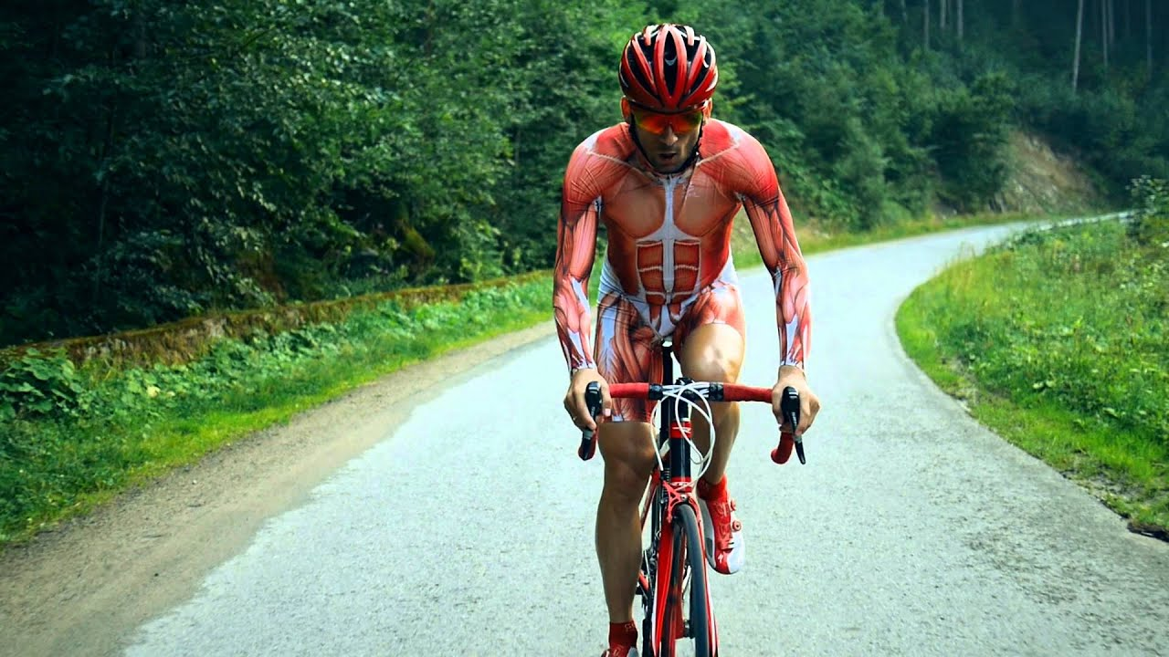 Time Trial Skinsuit And Road Bike Youtube
