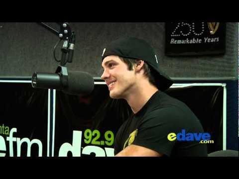 Steven McQueen Dave FM interview