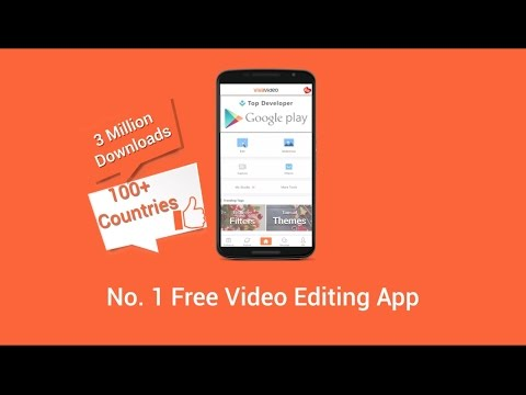 Vivavideo free video editor photo video maker android apps vivavideo free video editor photo video maker android apps on google play ccuart Choice Image