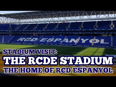 STADIUM VISIT: The RCDE Stadium (Estadi Cornellà-El Prat): The Home of RCD Espanyol