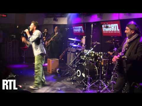 Christophe Maé - On s'attache en live dans le Grand Studio RTL - RTL - RTL