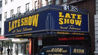 David Letterman: How CBS's Ed Sullivan Theater Purchase Paid Off