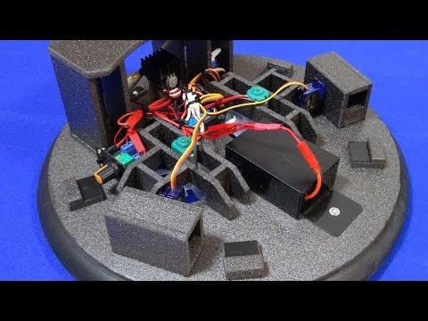 ホバークラフト作ってみた DIY RC Hovercraft