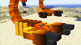 10 NEW Desert Biome Mobs that Should be in Minecraft