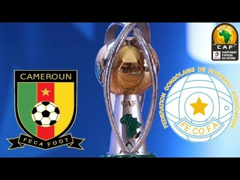 Cameroon vs. Congo | 16/01/2018 | CHAN 2018