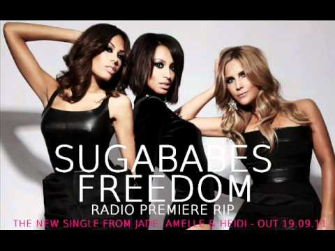 SUGABABES - FREEDOM (RADIO EDIT) Radio Premiere Rip