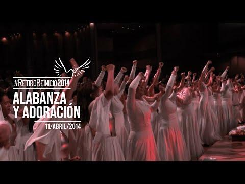 Alabanza y Adoracón -  Fernel Monroy -  Viernes, 11 Abril, 2014