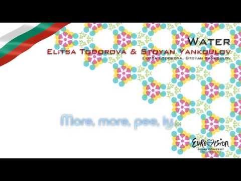 "Elitsa Todorova & Stoyan Yankoulov - ""Water"" (Bulgaria)"
