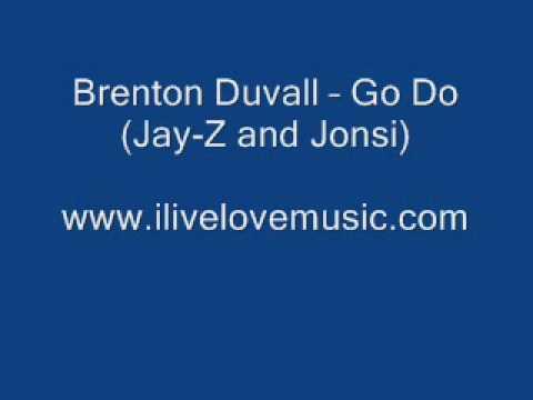 Brenton Duvall - Go Do Jay-Z and Jonsi