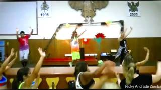 NUEVO LOCO ENAMORADO (FT. ABRAHAM MATEO, CHRISTIAN Zumba ft latination