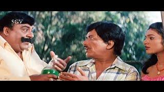 Kashinath Made Ladies To Gents | Comedy Scene | Doddanna | Naari Munidare Gandu Parari Kannada Movie