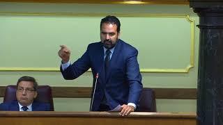 TAV Pregunta al ministro Íñigo Alli