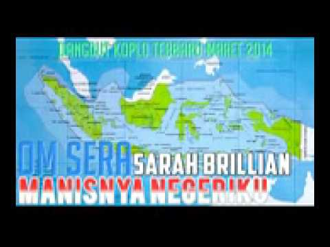 "Manisnya Negeriku PUJIONO Sarah Brillian Sera Live Solo 2014 ""dangdut Koplo"""